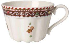 Backtasse Gugelhupf klein, Lebkuchen Winter Bakery Delight Villeroy & Boch Weiß