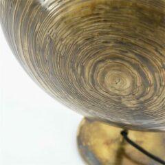 By-Boo Tafellamp 'Monque' kleur Brons