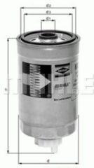 RENAULT Brandstoffilter
