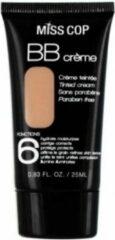 Creme witte Miss Cop BB crème 6-in-1 02- Medium light