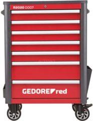 Gedore Red Werkzeugwagen WINGMAN, 7 Schubladen