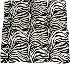 Zac's Alter Ego Bandana Zebra print Mondkapje Zwart/Wit