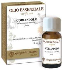 DR.GIORGINI SER-VIS Srl Dr. Giorgini Coriandolo Olio Essenziale 10ml
