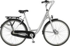 28 Zoll Damen City Fahrrad 7 Gang Hoopfietsen Altec... grau, 56cm