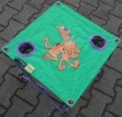 Groene Shakespeare Scooby Doo - Opklapbare Tafel