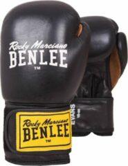 Benlee Evans Vechtsporthandschoenen - Unisex - zwart/wit/geel