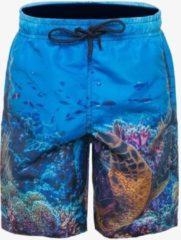 Osaga jongens zwemshort blauw maat