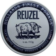 Reuzel - Clay Matte Pomade - 113 gr