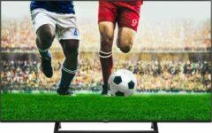 Hisense A7300F 43A7300F tv 109,2 cm (43'') 4K Ultra HD Smart TV Wi-Fi Zwart