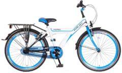 24 Zoll Popal Funjet 2408 Kinder Jungen Fahrrad Popal grau-blau