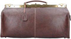 Picard Toscana Bügelreisetasche Leder 52 cm kastanienbraun