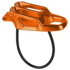 Mammut - Wall Alpine Belay - Zekeringsapparaat oranje/bruin