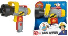 Wasserpistole Feuerwehrmann Sam Feuerwehr Wasserpistole Simba Bunt
