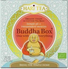 Hari Tea Buddha Box Assorti (11st)