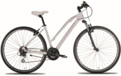 Montana Bike 28 Zoll Damen Mountainbike Montana X-Cross 24... weiß, 48cm