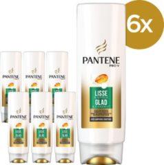 Pantene Pro-V Glad & Zijdezacht - Voordeelverpakking 6x230ml - Conditioner