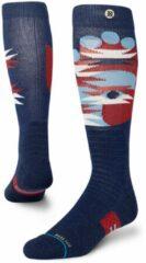 Marineblauwe Stance Landers Tech Socks blauw