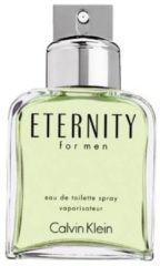 Calvin Klein Eternity 50 ml - Eau De Toilette - Herenparfum