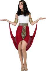 Rode ATOSA - Egyptische farao kostuum voor vrouwen - XL - Volwassenen kostuums