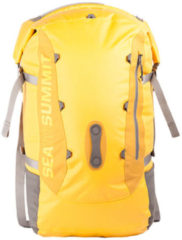 Sea to Summit - Flow 35 Drypack maat 35 l oranje/grijs