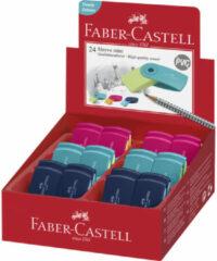 Faber-Castell Gum FC SLEEVE MINI trend - assorti kleuren