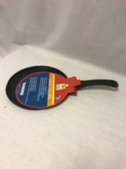 Zwarte Haute Cuisine Pannenkoekenpan - Voor alle warmtebronnen, ook inductie - Ø 26 cm