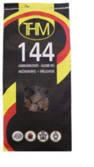 THM Bruine Aanmaakblokjes 144 stuks