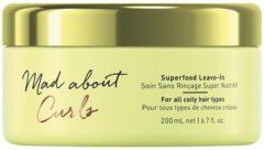 Schwarzkopf Professional Schwarzkopf - Mad About Curls - Superfood - Leave-In - 200 ml