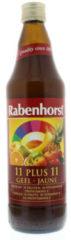 Rabenhorst Multivruchtensap 11 Plus 11 Geel