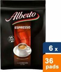 Alberto - Espresso - 6x 36 pads