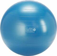 Gymnic Plus 65 BRQ - Zitbal en fitnessbal - Blauw - Ø 65 cm