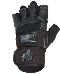 Gorilla Wear Dallas Wrist Wrap Gloves 1 paar Maat XXL