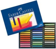 Faber-Castell Faber Castell FC-128336 Pastelkrijt Creative Studio Softpastel 36 Delig Etui