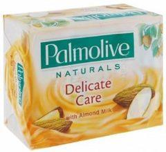 Palmolive Tabletzeep Naturals Delicate Care Amandel 4x 90 gram