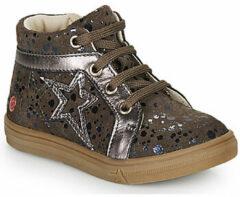 Beige Hoge Sneakers GBB NAVETTE