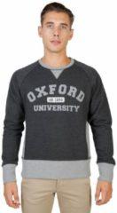 Oxford University - Sweatshirts - Heren - OXFORD-FLEECE-RAGLAN - lightgray