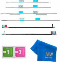 MMOBIEL Zelfklevende LCD-Scherm Sticker Stripset voor iMac 27 inch A1419 - iMac 13,2 inch 2012 - iMac 14,2 inch 2013 - iMac 15,1 inch Retina 5K 2014 medio 2015 - iMac 17,1 inch Retina 5K 2015