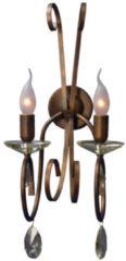 Masterlight Wandlamp Roma Masterlight 3556-21
