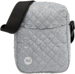 Mi pac. Flugumhängetasche mit Innenraumteiler, »Flight Bag, Quilted Grey«