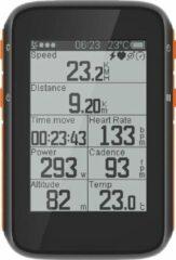 Oranje LHP BC200 Fietscomputer Draadloos - Waterdicht Kilometerteller GPS - Rechargeable - 2.4 inch LCD Scherm - 80+ Functies - Bluetooth & ANT+