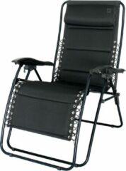 Eurotrail Relaxstoel Tarente 82 X 110 Cm Polyester/mesh Zwart