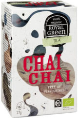 Royal Green Royal groen Chai chai 16 Stuks