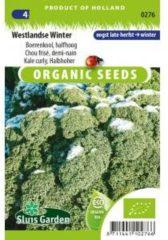 Sluis Garden Boerenkool biologische zaden - Westlandse Winter