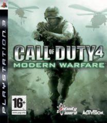 Activision Call Of Duty 4: Modern Warfare Ps3