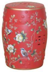 Beistelltisch Keramik Möbel-Direkt-Online rot
