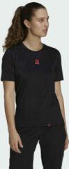 Zwarte Adidas Five Ten Bike TrailX T-shirt