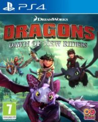 OG International Dragons: Dawn of the New Riders /PS4
