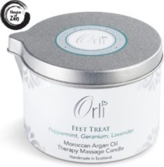 Orli Massagekaars Aromatherapie Feet Treat - 100% Vegan, biologisch en dierproefvrij