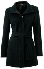 Zwarte Wollen jasje