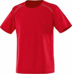 Jako Run Hardloopshirt Unisex - Shirts - rood - XL